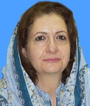 Mrs. Farah Hamid Khan