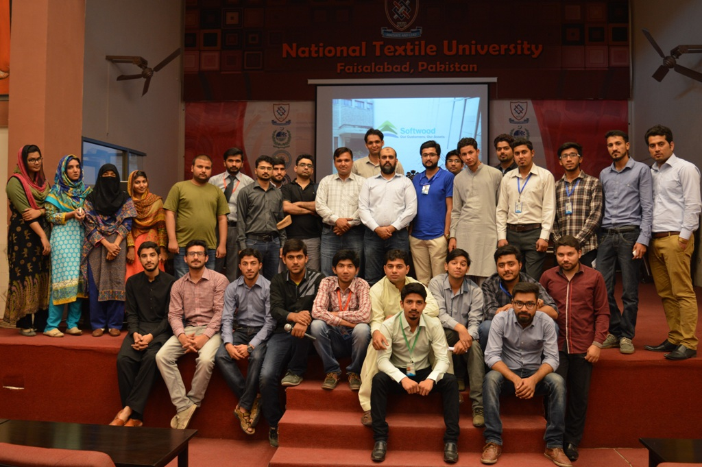Garment Department Arranged Seminar For Prospective Job Candidates