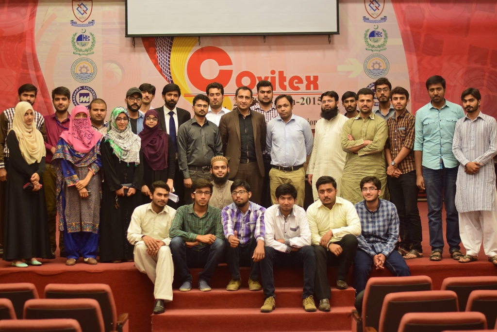 Garment Department Arranged Seminar on Needs of Textile Industry