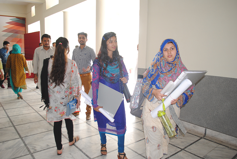 Ceremony Of Covitex 2017 At National Textile University National Textile University Faisalabad Ntu