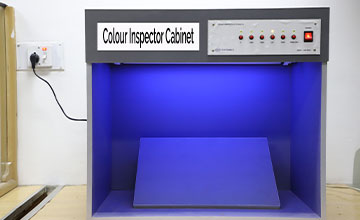 Colour Inspector Cabinet