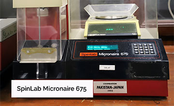 Spin Lab Micronaire 675