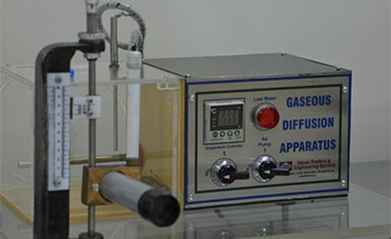 Gaseous Diffusion Apparatus