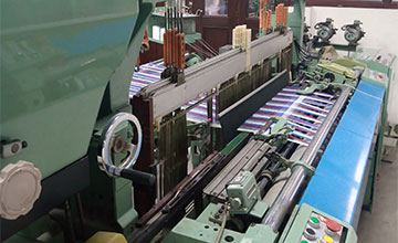 Beatmax Rapier Weaving Machine