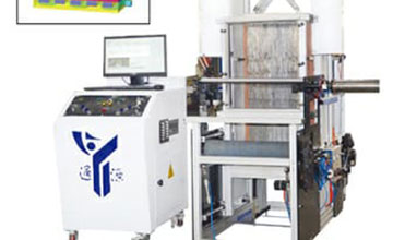Multiaxial Weaving Machine