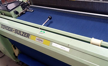 Sulzer Projectile Weaving Machine